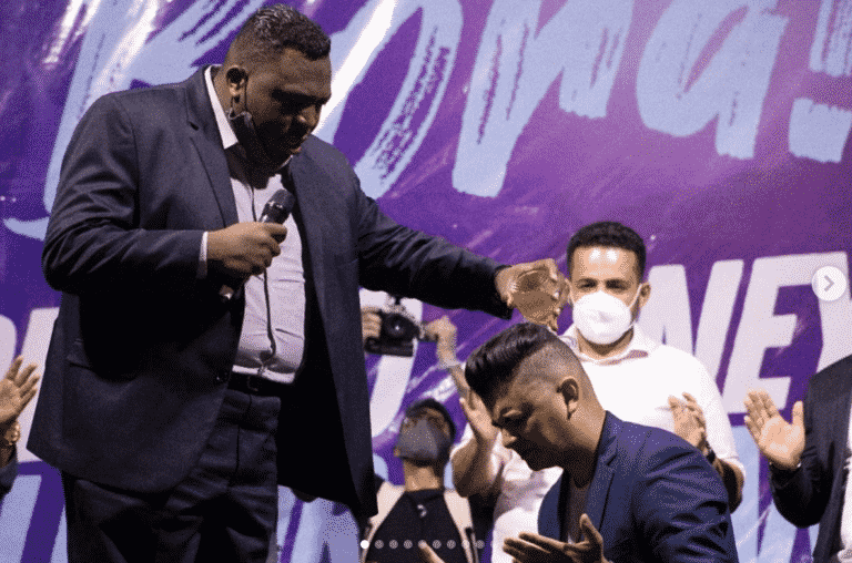 Renato Oliveira é condenado por gigantesco evento eleitoral